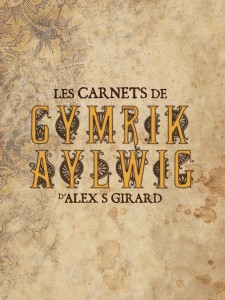 Cymrikk Aylwig d'Alex S Girard