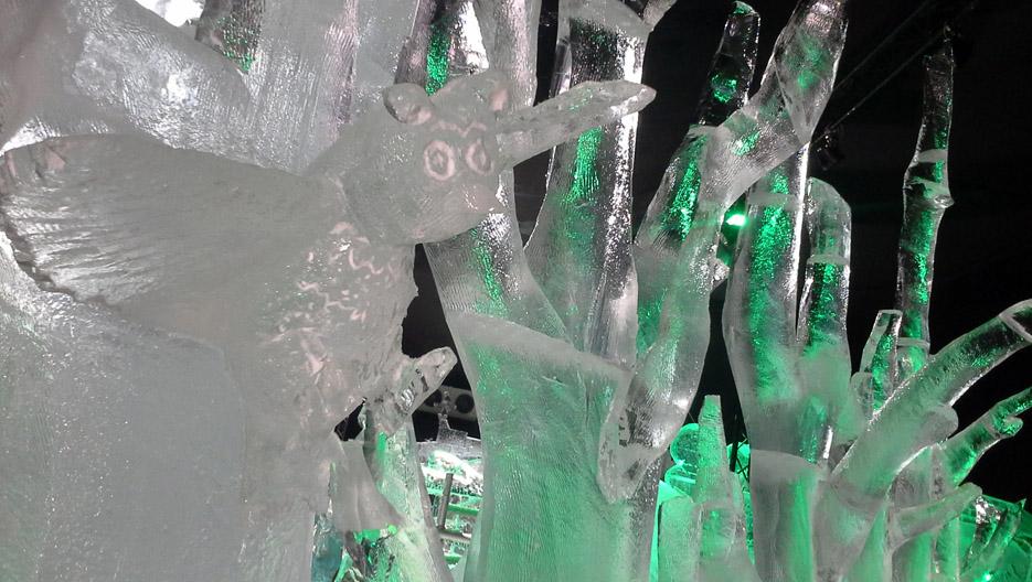 Ice Magic Bruxelles 2013