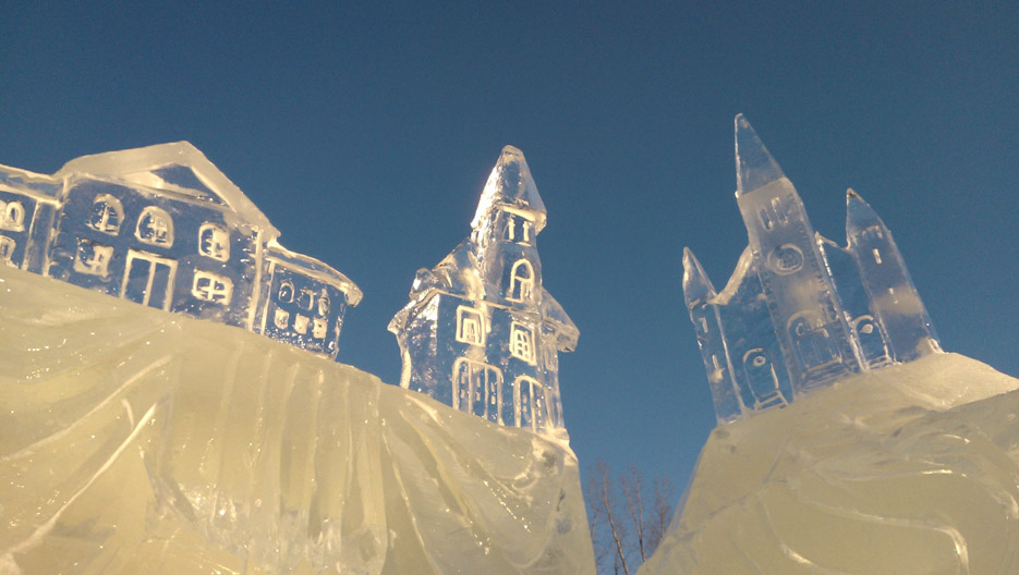 la vision de Bartélémy - bâtiments historiques de Joliette